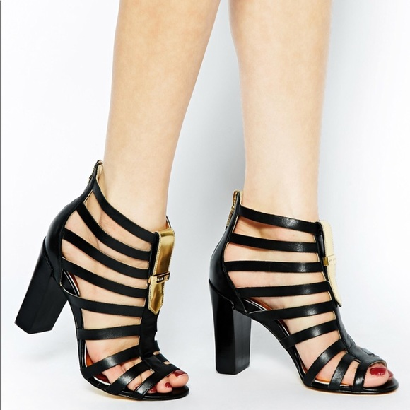 09d4b2bb9 Ted Baker London Aramella gladiator strappy heels